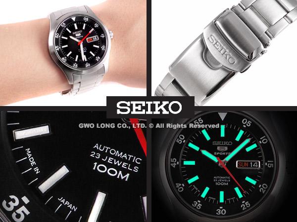 Seiko 5 Sports Automaty SNZG05J1 - Uzavřené - Chronomag fórum cb0a4078ded
